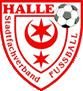 Logo des Stadtfußballverbands Halle